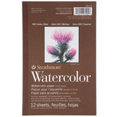 Strathmore 400 Series Watercolor Paper Pad