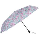 Multi-Color Patterned Fans Umbrella