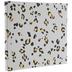 White & Gold Leopard Post Bound Scrapbook Album - 12