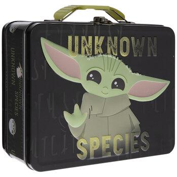 Baby Yoda Star Wars The Mandalorian Tin Box