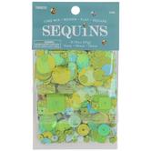 Round, Flat & Square Sequins