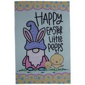 Happy Easter Little Peeps Garden Flag