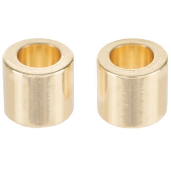 14K Gold Plated Metal Spacer Beads