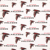 NFL Atlanta Falcons Cotton Fabric