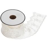 "Nylon Net Lace Trim - 1 3/4"""