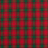 Red & Green Plaid Cotton Fabric