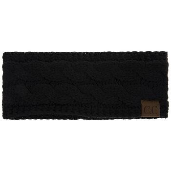C.C Cable Knit Headband