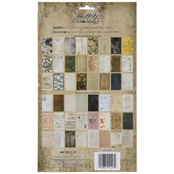 Memorabilia Letter Paper Backdrops