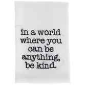 Be Kind Cloth Napkin
