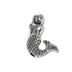 Mermaid Metal Beads