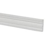 Miniature White Baseboards