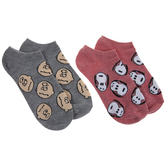 Peanuts Low Cut Socks