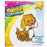 Puppy Makit & Bakit Suncatcher Kit
