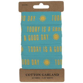 Today Is A Good Day Tape Garland