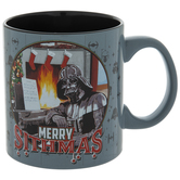 Darth Vader Merry Sithmas Mug