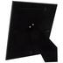 Distressed Black Beaded Frame - 8