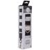 Black & White Striped Happy Planner Purse Strap