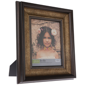 "Bronze & Gold Beveled Frame - 8"" x 10"""