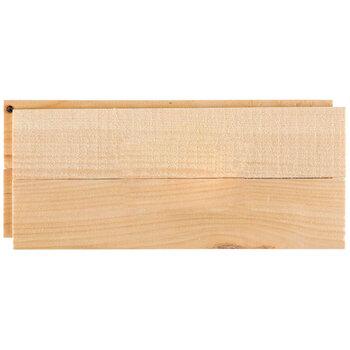 Rustic Wood Slats