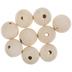 Round Wood Beads - 24mm