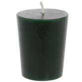 Sugared Spruce Votive Candle