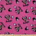Pink Minnie Mouse Anti-Pill Fleece Fabric