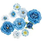 Akrotiri Flower Embellishments