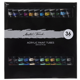 Acrylic Paint - 36 Piece Set
