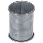 Galvanized Metal Napkin Ring