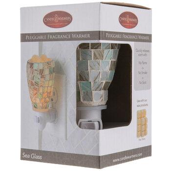 Sea Glass Mosaic Plug In Fragrance Warmer