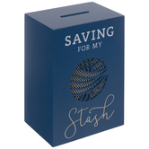 Saving For My Yarn Stash Coin Bank