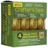 Removable Crafter's Tape Value Pack