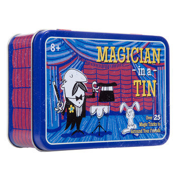 Magician In A Tin Kit