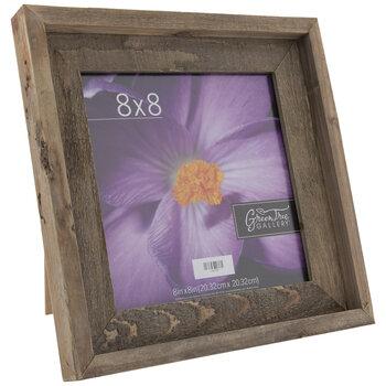 Rustic Wood Frame 8 X 8 Hobby Lobby 149755