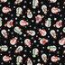 Snowmen Cotton Fabric