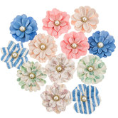 Oia Flower Embellishments