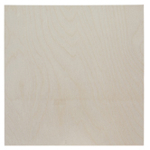 "Square Wood Blank Canvas - 11 3/4"" x 11 3/4"""