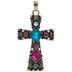 Rhinestone Cross Pendant