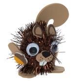 Squirrel Pom Pom Craft Kit