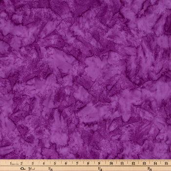 Amethyst Marble Batik Fabric