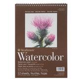 Strathmore 400 Series Watercolor Paper Pad