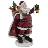 Santa Holding Presents