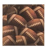 """Footballs Scrapbook Paper - 12"""" x 12"""""""