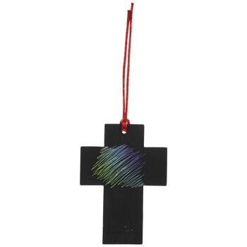Cross Scratch Art Craft Kit