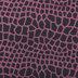 Pink Animal Print Foil Iron-On Transfer