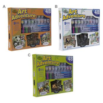 Art Adventure Projects Kit