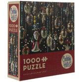 Christmas Ornaments Puzzle