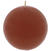 Tropical Mango Ball Candle