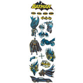 Batman Decoration Medley Stickers