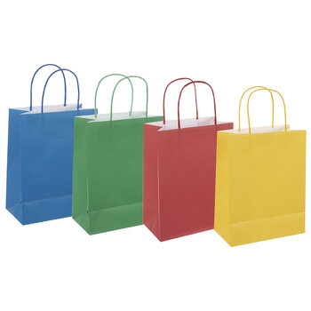 Primary Craft Gift Bags